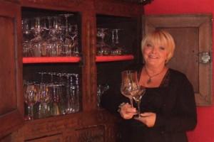 Isabelle Forêt - Mes verres en cristal
