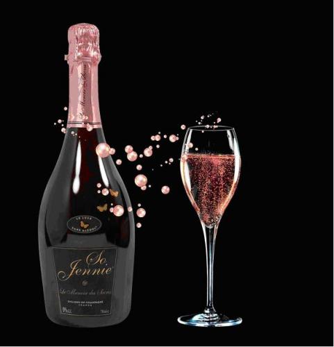 Pour c l brer les f tes dignement avec des bulles et trinquer de mani re l gante sans alcool - Combien de bouteille de champagne par personne ...
